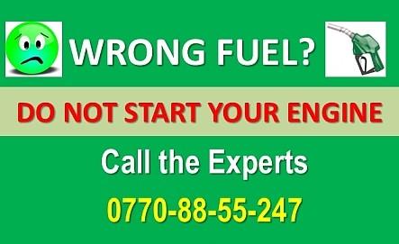 F.A.Q'S Wrong Fuels